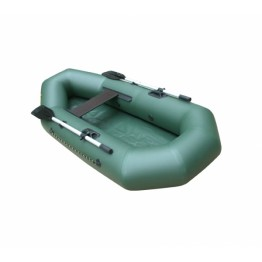 Надувная 1-местная ПВХ лодка Лидер Компакт 220